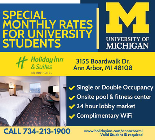 Holiday Inn and Suites Student Discount